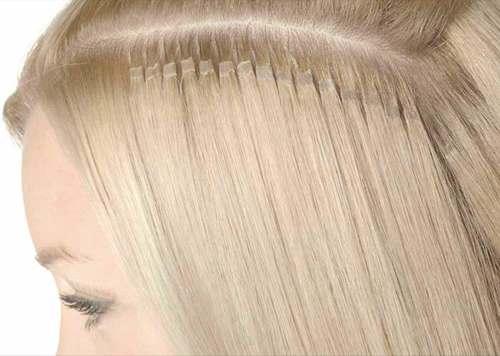 devika salon hair extension